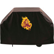 "Holland Bar Stool, Grill Cover, Arizona State, 60""L x 21""W x 36""H"
