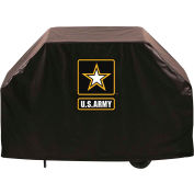 "Holland Bar Stool, Grill Cover, U.S. Army, 60""L x 21""W x 36""H"