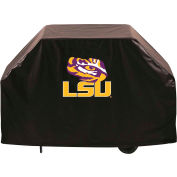 "Holland Bar Stool, Grill Cover, Louisiana State, 60""L x 21""W x 36""H"