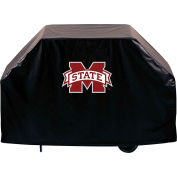 """Holland Bar Stool, Grill Cover, Mississippi State, 60""""L x 21""""W x 36""""H"""
