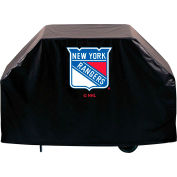 """Holland Bar Stool, Grill Cover, New York Rangers, 60""""L x 21""""W x 36""""H"""