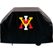"""Holland Bar Stool, Grill Cover, Virginia Military Institute, 60""""L x 21""""W x 36""""H"""
