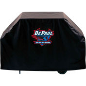 "Holland Bar Stool, Grill Cover, DePaul, 72""L x 21""W x 36""H"