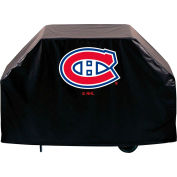 "Holland Bar Stool, Grill Cover, Montreal Canadiens, 72""L x 21""W x 36""H"