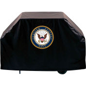 "Holland Bar Stool, Grill Cover, U.S. Navy, 72""L x 21""W x 36""H"