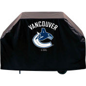 """Holland Bar Stool, Grill Cover, Vancouver Canucks, 72""""L x 21""""W x 36""""H"""