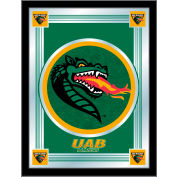 "University of Alabama at Birmingham Logo Mirror 17""W x 22""H"