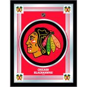 "Chicago Blackhawks® Logo Mirror 17""W x 22""H"