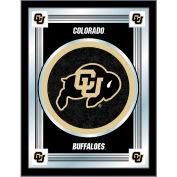 "University of Colorado Logo Mirror 17""W x 22""H"