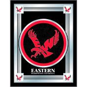 "Eastern Washington University Logo Mirror 17""W x 22""H"