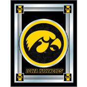 """University of Iowa Logo Mirror 17""""W x 22""""H"""