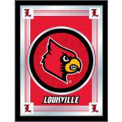 "University of Louisville Logo Mirror 17""W x 22""H"