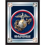 "United States Marine Corps Logo Mirror 17""W x 22""H"