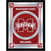 "Mississippi State University Logo Mirror 17""W x 22""H"