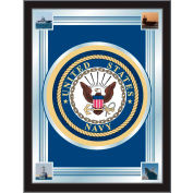 "United States Navy Logo Mirror 17""W x 22""H"