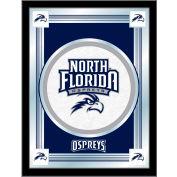 "University of North Florida Logo Mirror 17""W x 22""H"