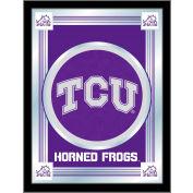 """TCU Horned Frogs Logo Mirror 17""""W x 22""""H"""