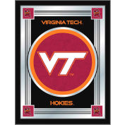 "Virginia Tech University Logo Mirror 17""W x 22""H"
