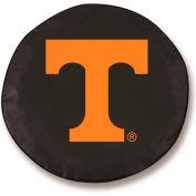University of Tennessee Black Tire Cover-TCSMTENNESBK