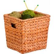 Medium Square Banana Leaf Tote Basket - Pkg Qty 2
