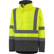 Helly Hansen Alta Insulated Jacket, Yellow, Large, 70335-369-L