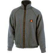 Helly Hansen Duluth FR Jacket, Gray, 2XL, 72190-940