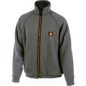 Helly Hansen Duluth FR Jacket, Gray, 3XL, 72190-940