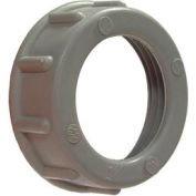 "Hubbell 1406 Plastic Bushing 1-1/2"" Trade Size - Pkg Qty 25"
