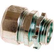 "Hubbell 1802 Rigid / Imc Compression Connector 1/2"" Trade Size - Pkg Qty 25"