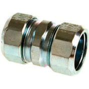 """Hubbell 1823 Rigid / Imc Compression Coupling 3/4"""" Trade Size - Pkg Qty 10"""