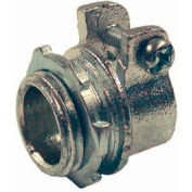 """Hubbell 2101 Squeeze Connector 3/8"""" Trade Size Flex - Pkg Qty 50"""