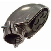 """Hubbell 2405 Entrance Head Clamp Type 1-1/4"""" Rigid / Imc & Emt - Pkg Qty 10"""