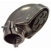 "Hubbell 2412 Entrance Head Clamp Type 3"" Rigid / IMC & EMT"