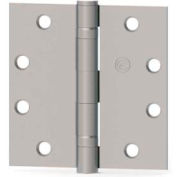 """Hager Ecco Full Mortise, Five Knuckle, Ball Bearing Hinge ECBB1100 4.5"""" x 4.5"""" US26D NRP"""