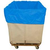 HG Maybeck Hamper Basket Liner, 400 Denier Nylon, 12 Bushel, Blue