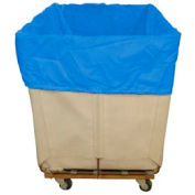 HG Maybeck Hamper Basket Liner, 200 Denier Nylon, 20 Bushel, Blue