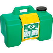 Haws® 9-Gallon Cap. Gravity Operated Portable Eyewash
