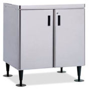 Cabinet Stand For Icemaker/Dispensers, SS w/ Locking Doors - For Model  #DCM-750
