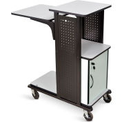 Cabinet Presentation Station No Electrical 18-1/4x34-1/2x41