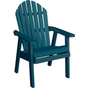 highwood® Hamilton Deck Chair, Nantucket Blue