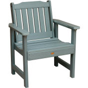 highwood® Lehigh Outdoor Garden Chair, Eco Friendly Synthetic Wood In Coastal Teak