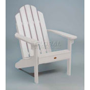 highwood® Classic Adirondack Beach Chair - White