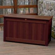 "Highwood® Deck & Patio Storage Box AD-DBXL1-ACE - 44""L x 24-15/16""W x 25-13/16""H, Acorn"