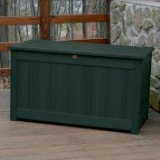 "Highwood® Deck & Patio Storage Box AD-DBXL1-CHE - 44""L x 24-15/16""W x 25-13/16""H, Green"