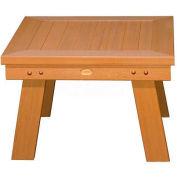 highwood® Pocono Deep Seating Patio Side Table - Toffee