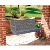 highwood® Weatherly 5' Wide Outdoor Porch Swing - Coastal Teak