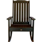 highwood® Lynnport Outdoor Rocking Chair - Black