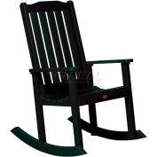 highwood® Lehigh Outdoor Rocking Chair - Charleston Green
