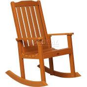 highwood® Lehigh Outdoor Rocking Chair - Toffee