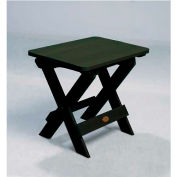highwood® Hamilton Folding Adirondack Side Table - Charleston Green